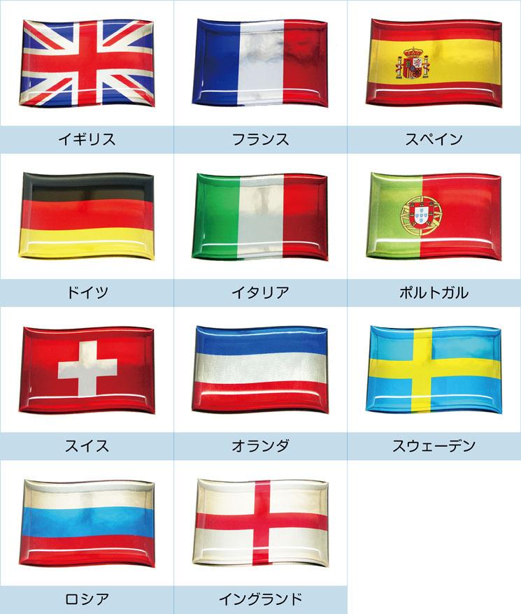 世界の国旗 ヨーロッパ一覧