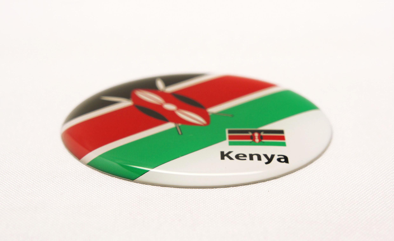 世界の国旗 アフリカ地区 厚みイメージ