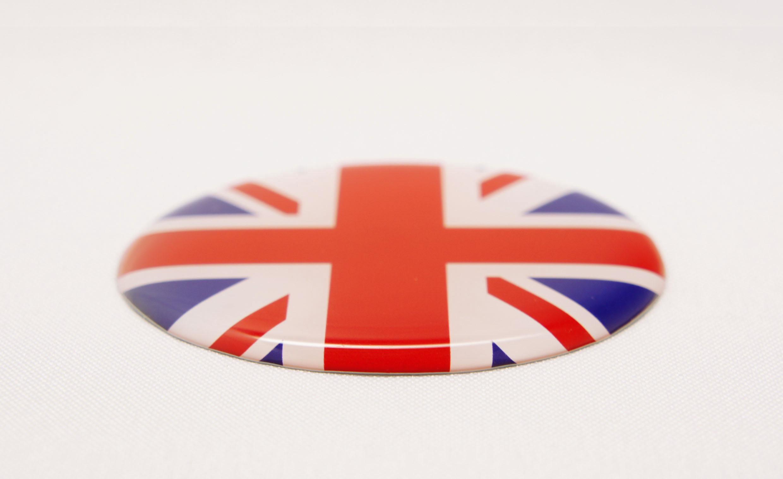 世界の国旗 ヨーロッパ地区 厚みイメージ