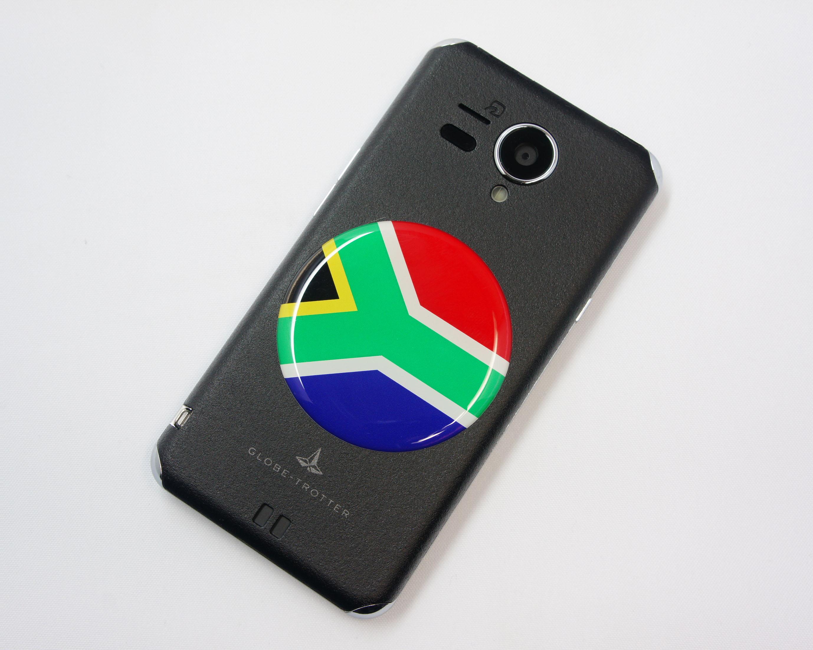 世界の国旗 アフリカ地区 使用イメージ